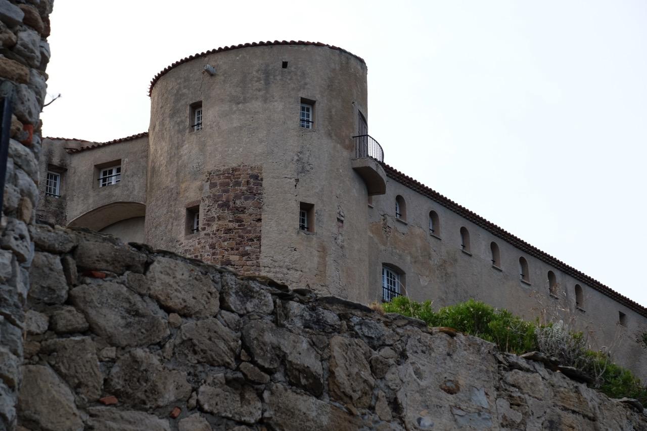 Bormes-les-Mimosas: Fort der Brégançon