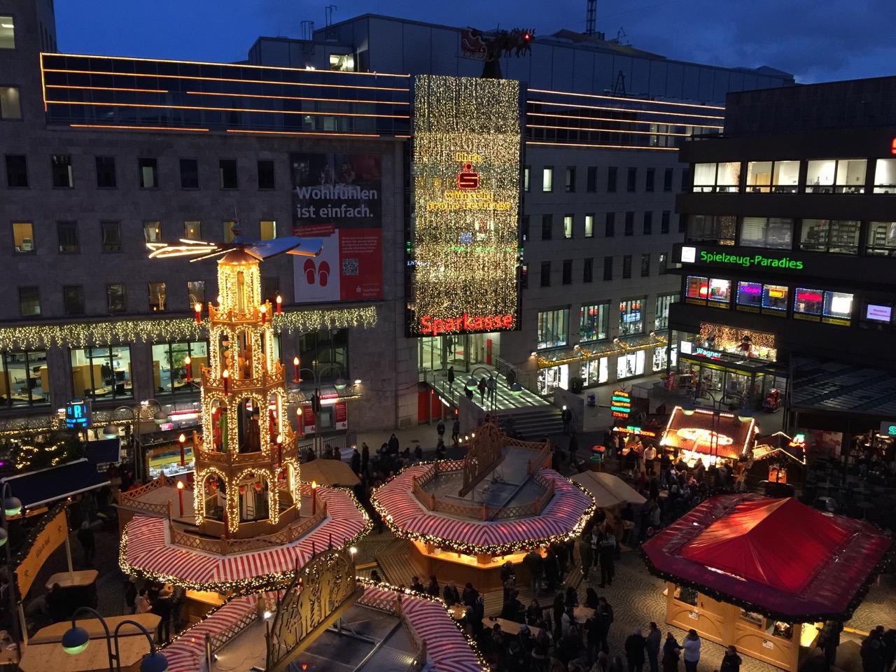 Weihnachtsmarkt Bochum