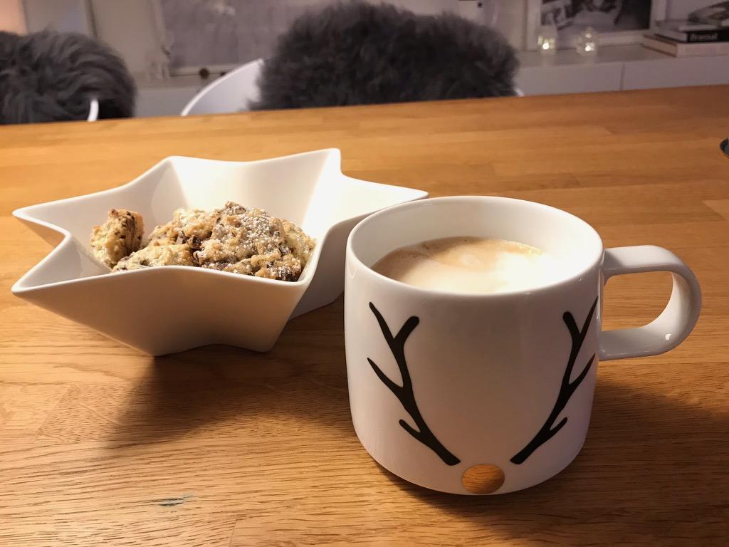 Walnuss-Schoko-Kekse