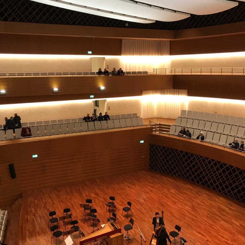Anneliese Brost Musikforum