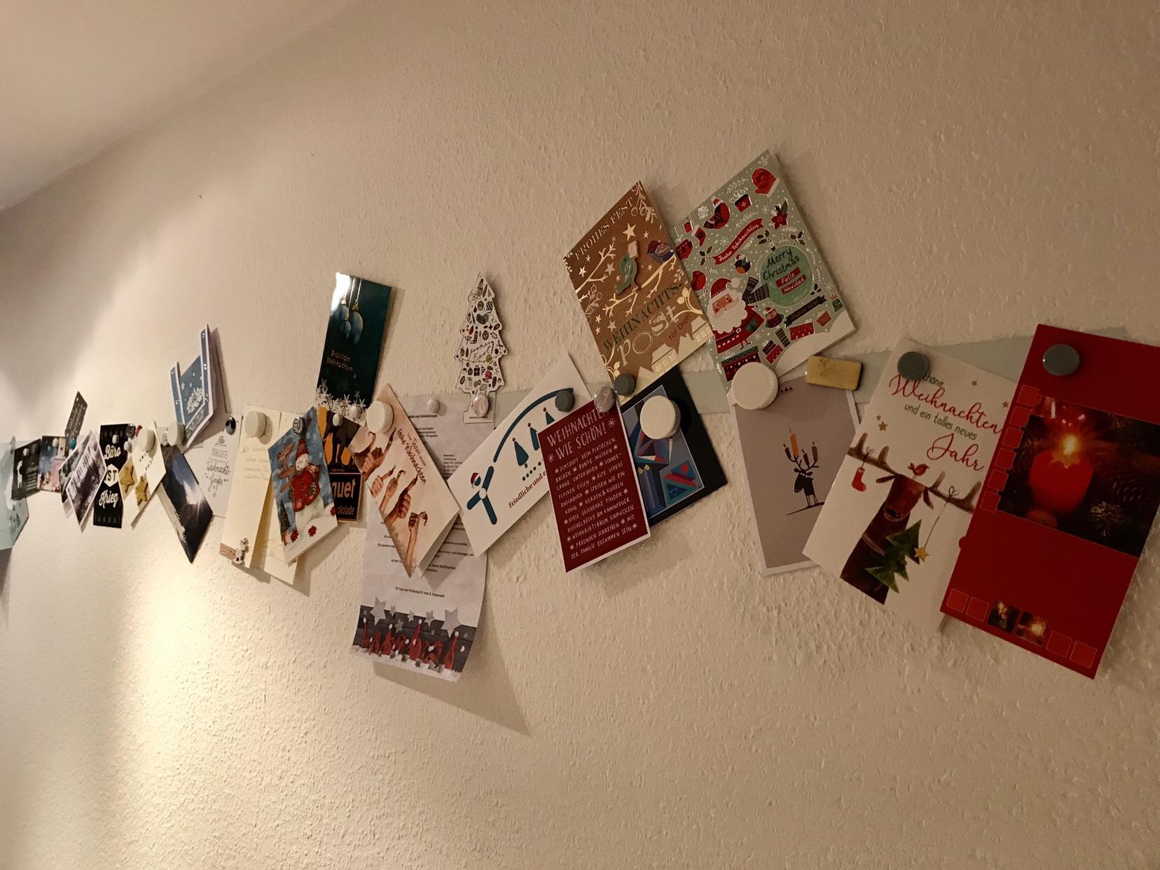 Weihnachteskarten