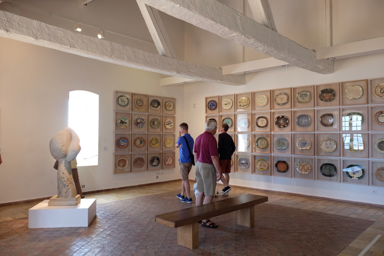 Antibes: Picasso-Museum