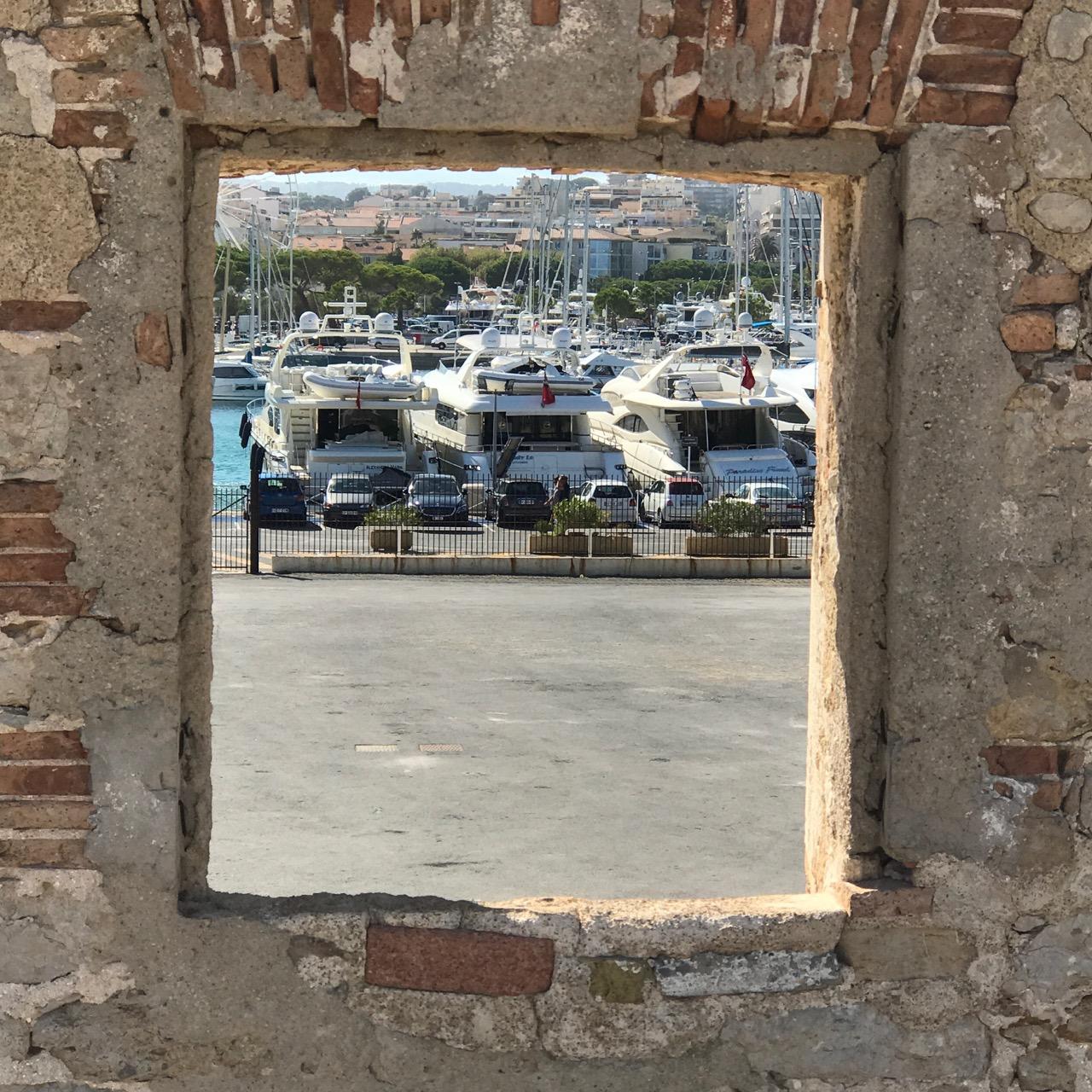 Antibes: Yachthafen