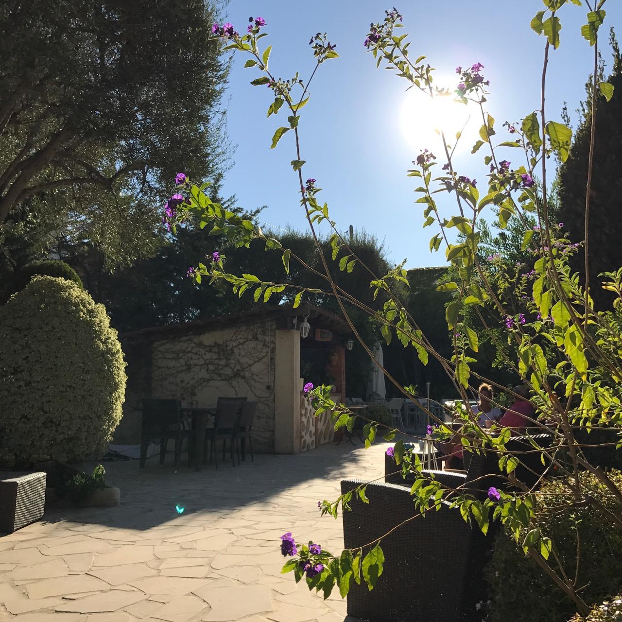 Antibes: Hotel Beau Site