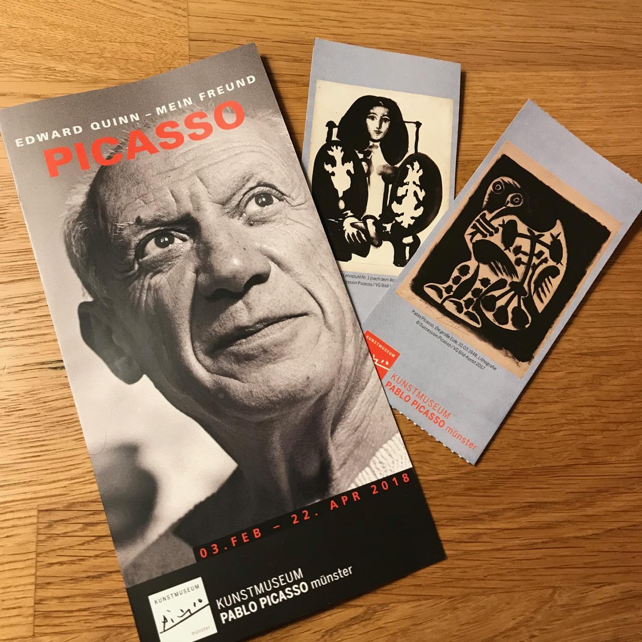 Ausstellung Picasso