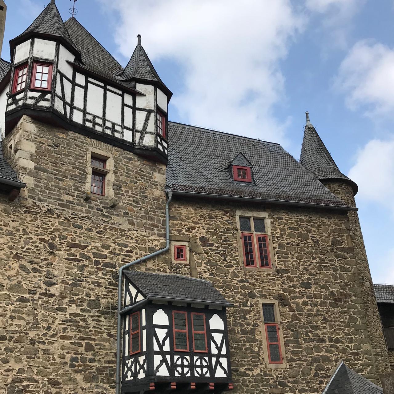 Bergisches Land: Schloss Burg