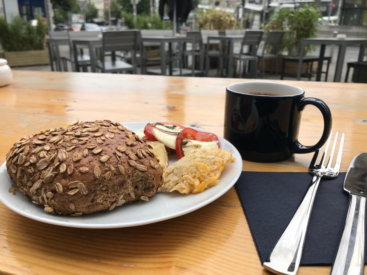 Frühstück im Luups
