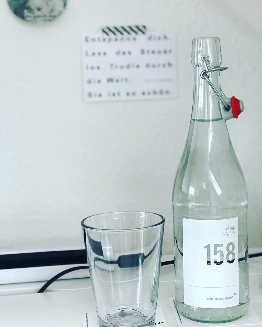 Luups Wasserflasche