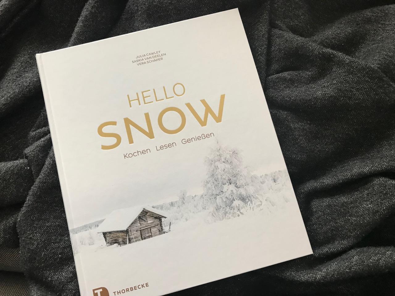 Buch Snow