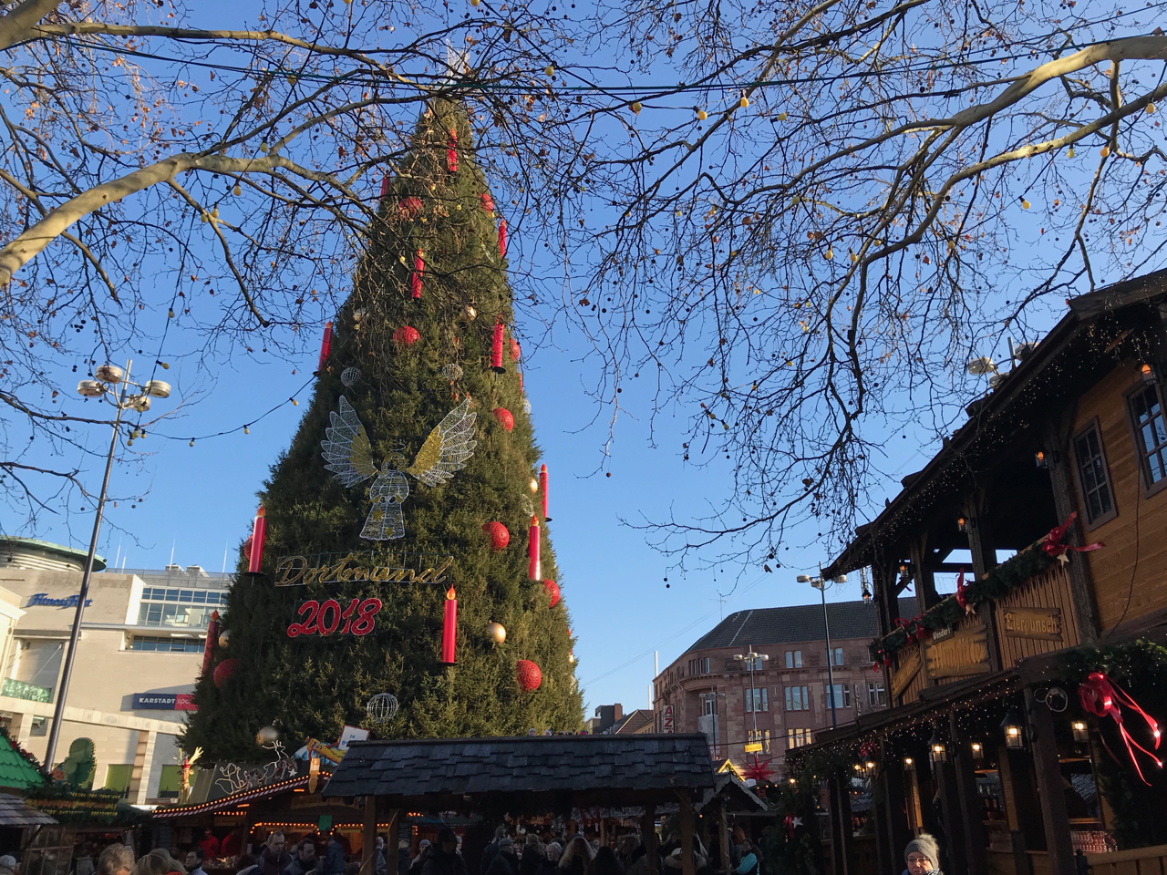 Weihnachtsmarkt Dortmund