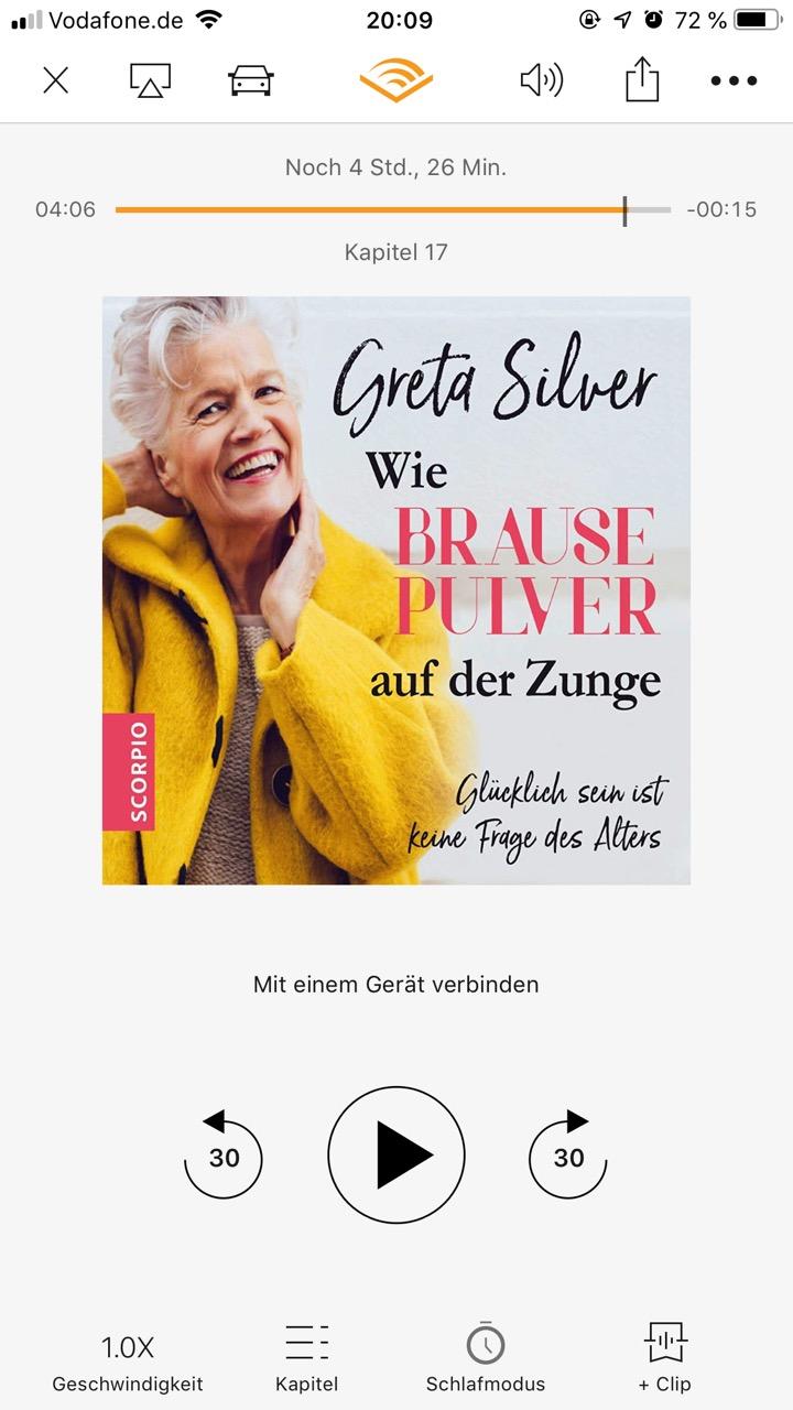 Greta Silver: Hörbuch Cover