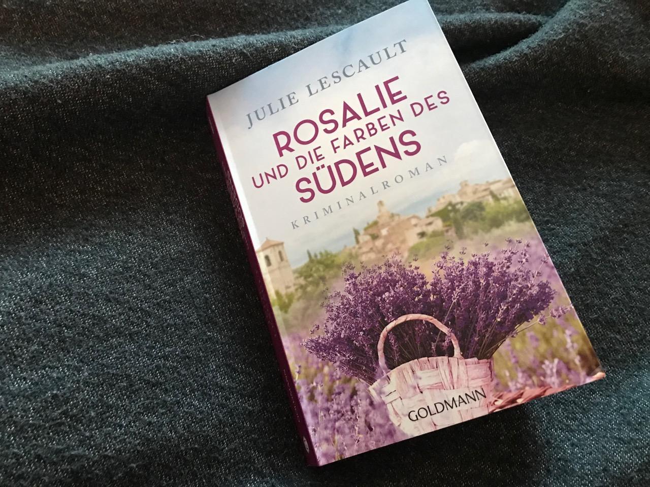 Buch: Rosalie und die Farben des Südens
