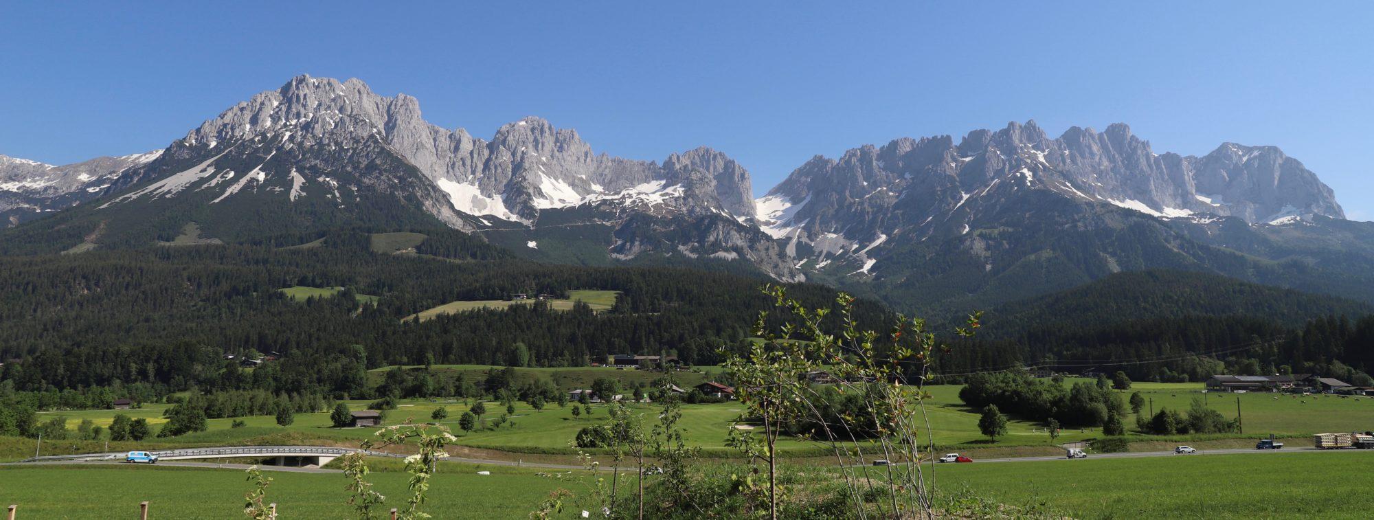 Wilder Kaiser Panorama