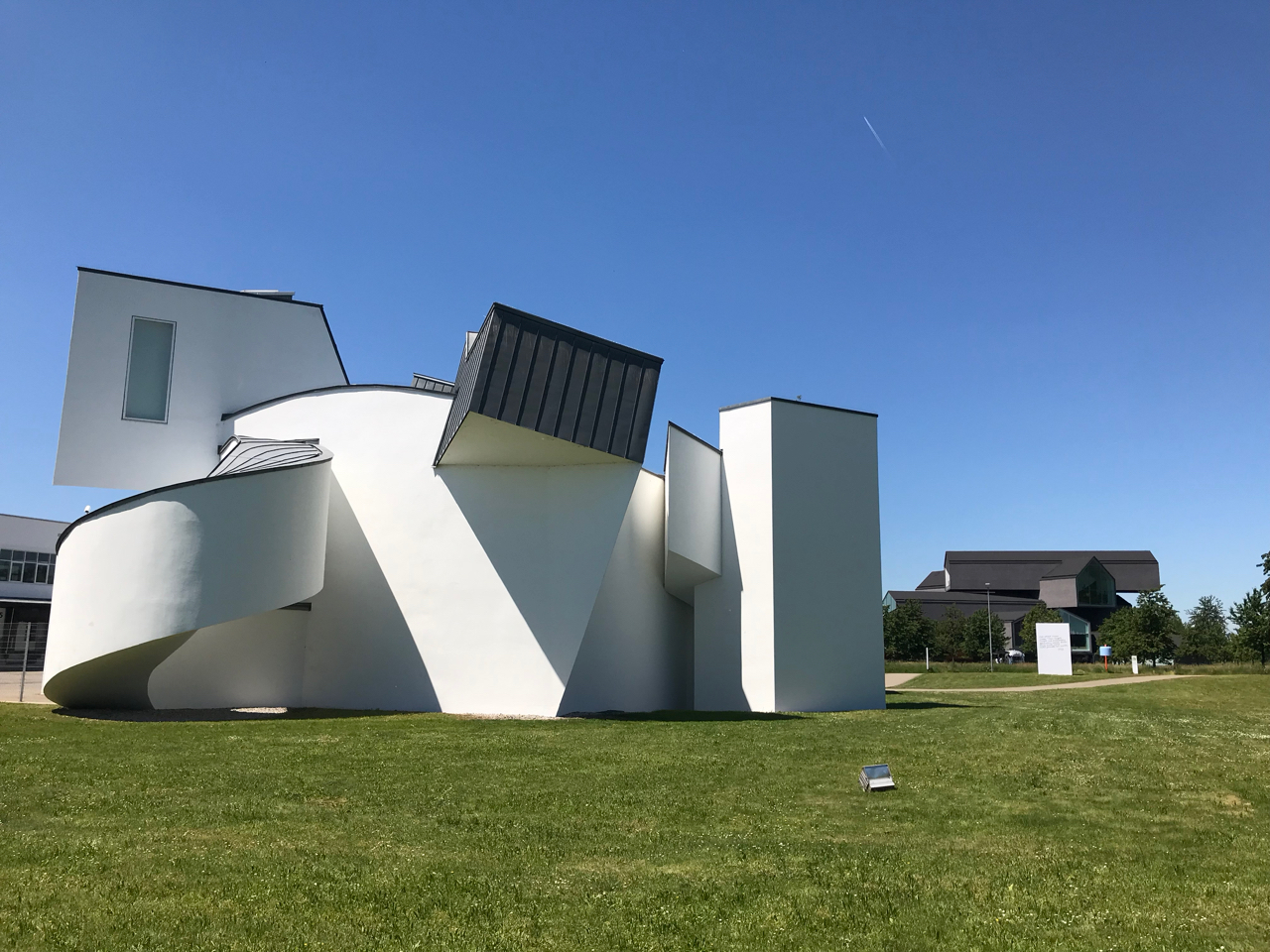 Vitra Design Museum: Haupthaus von Frank Gehry