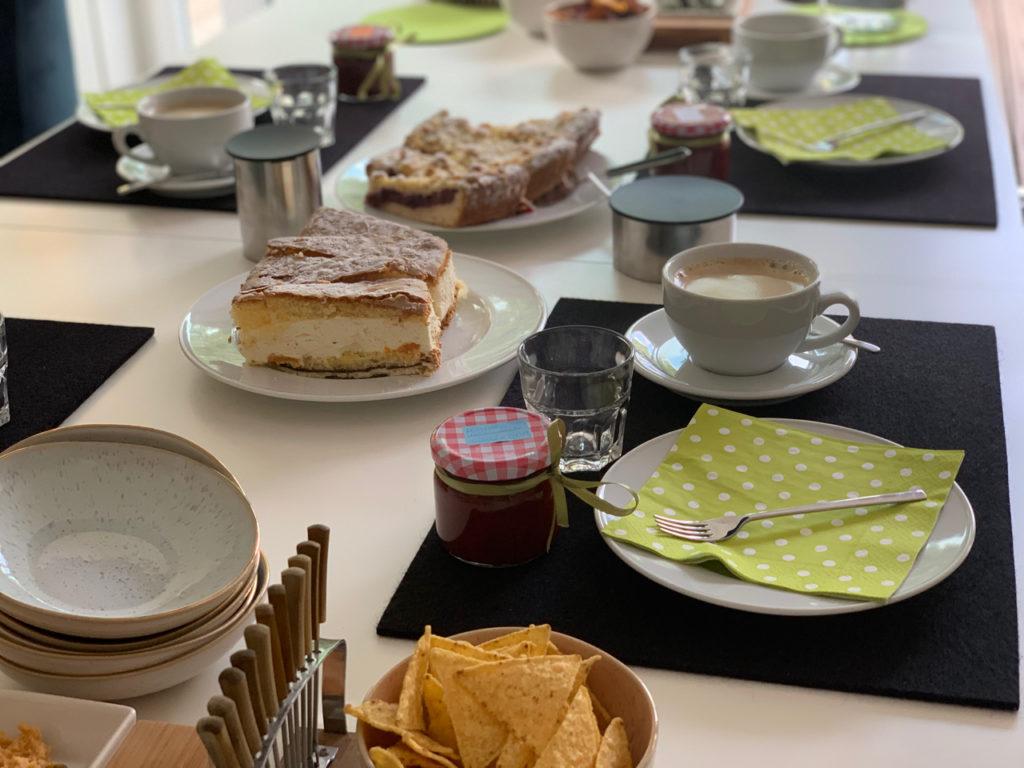 Kaffee mit den Raclette-Frauen