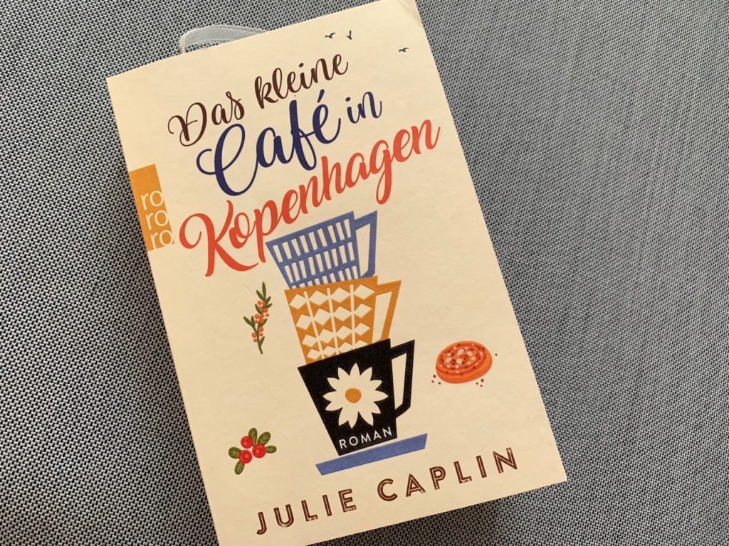 """Buch """"Das kleine Café in Kopenhagen"""""""