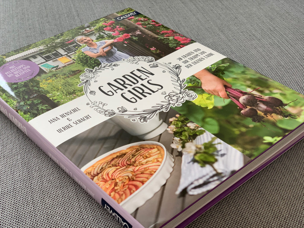 """Buch """"Garden Girls"""""""