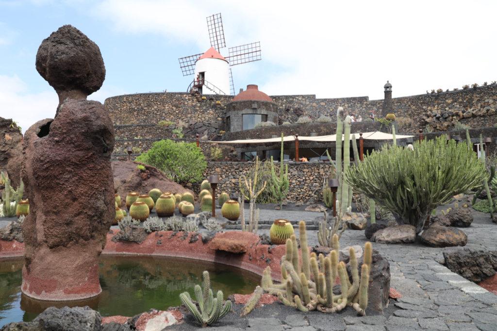Lanzarote: Jardin de Cactus