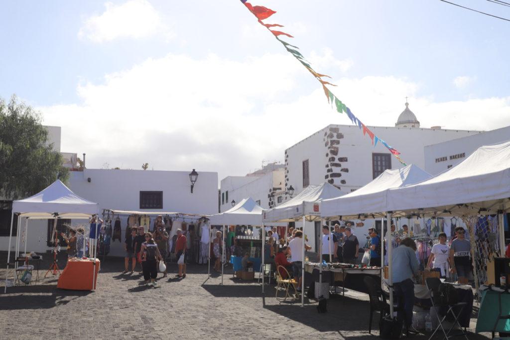 Markt in Teguise