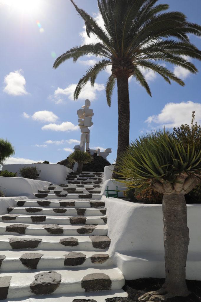 Monumento als Campesino Lanzarote