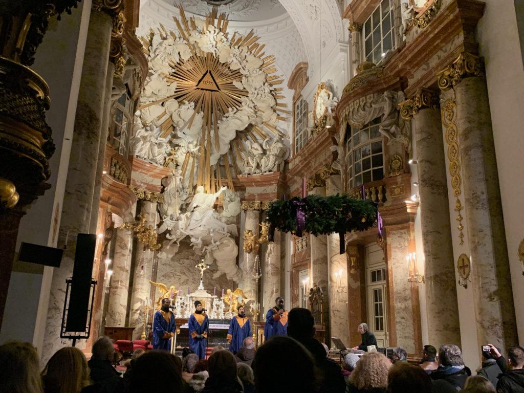 Griechenbeisl Wien in der Karlskirche