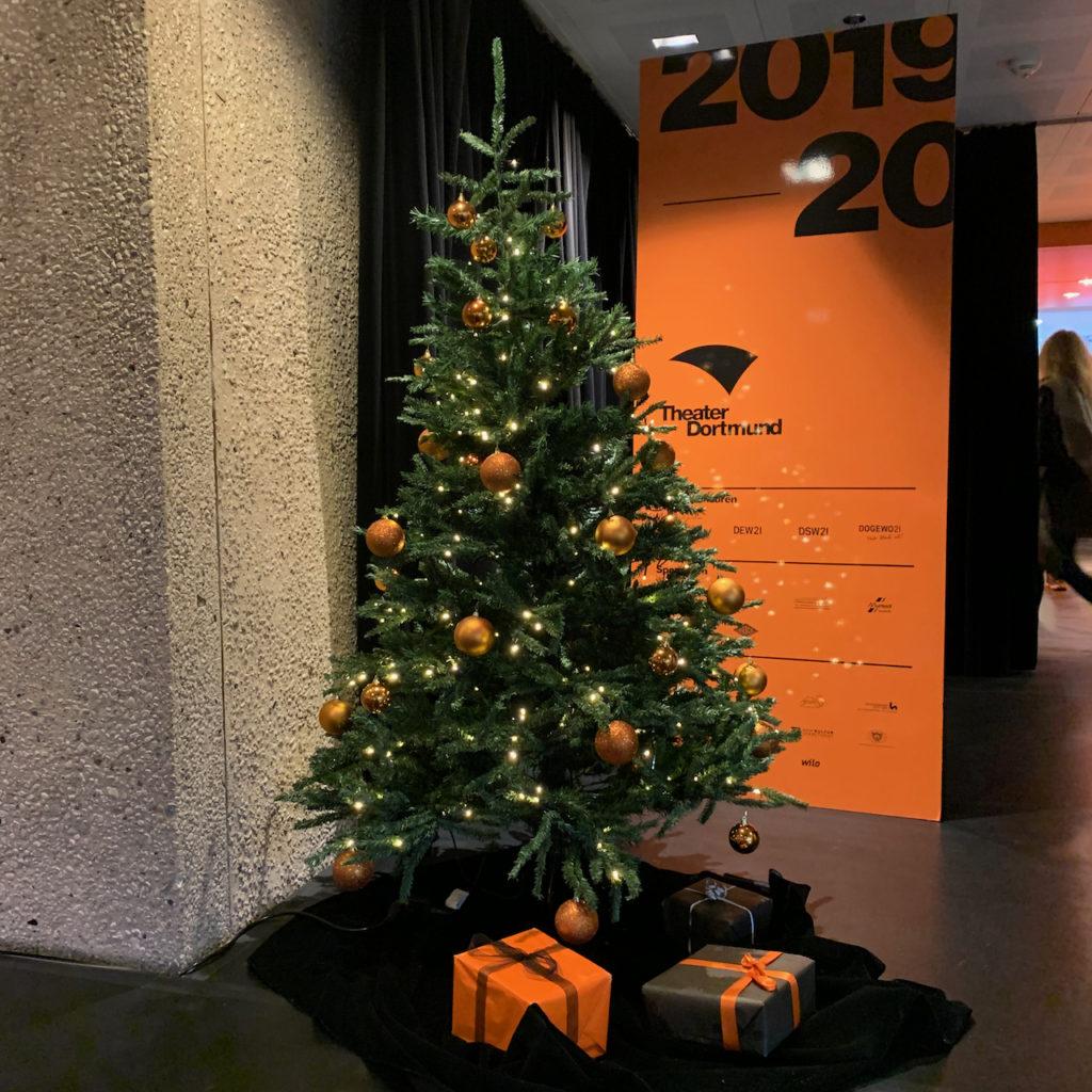 Weihnachten im Theater Dortmund