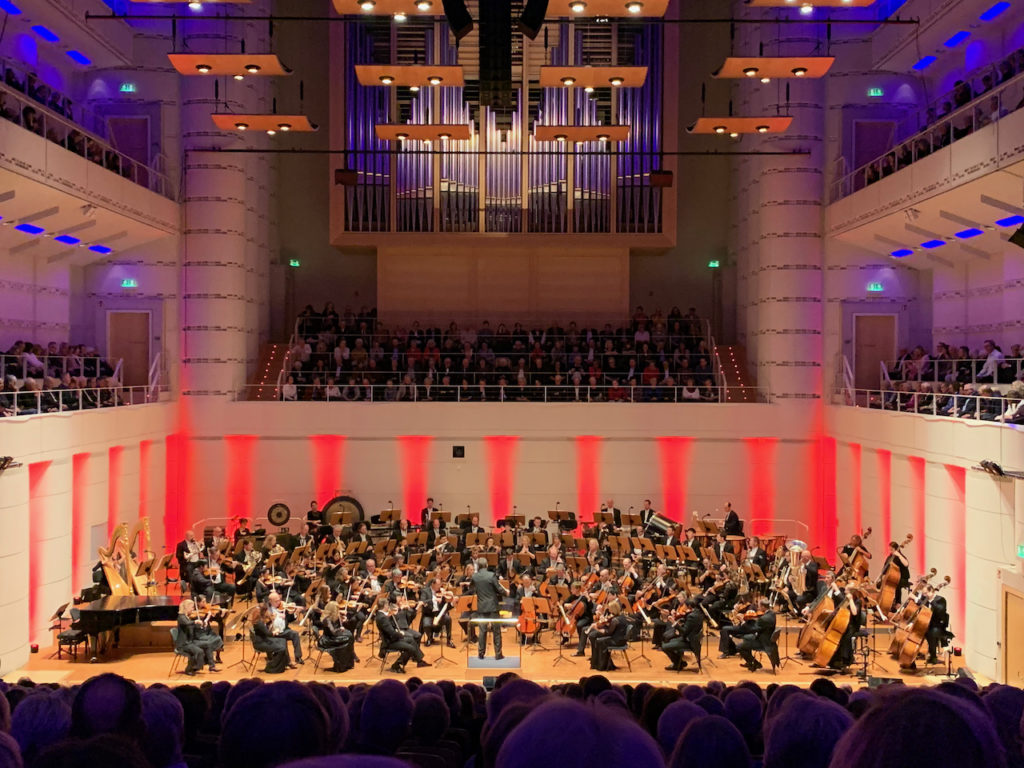 Dortmunder Philhamoniker live im Dortmunder Konzerthaus