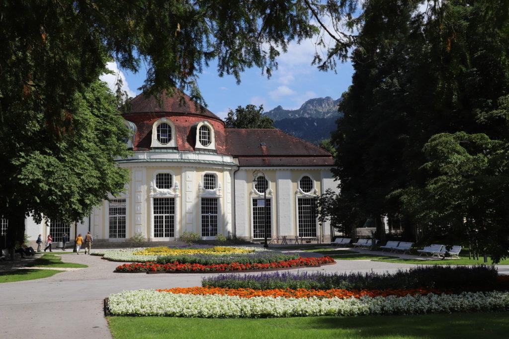 Bad Reichenhall: Kurpark